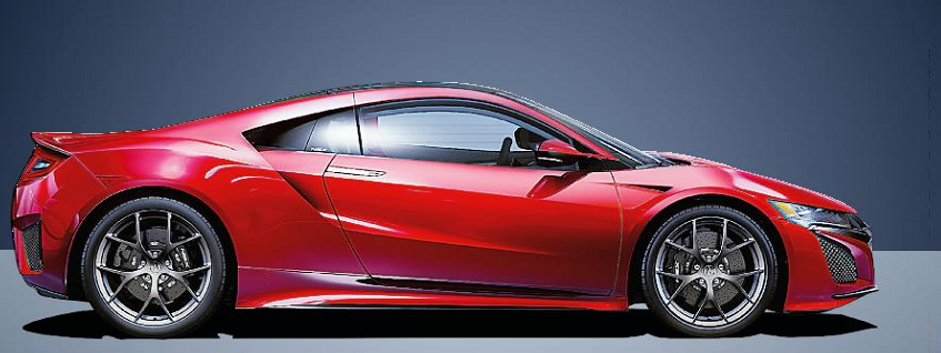 Honda's hybrid NSX has landed at last TURN OVER