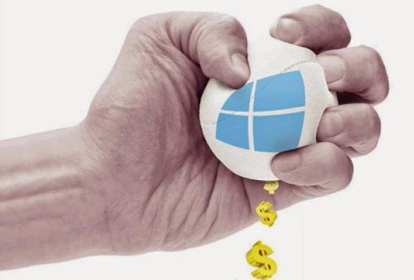 Microsoft free OS