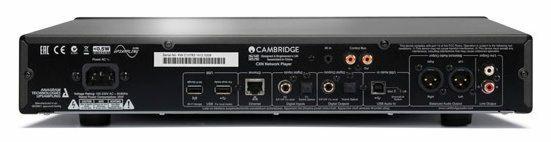 Cambridge CXN Review rear