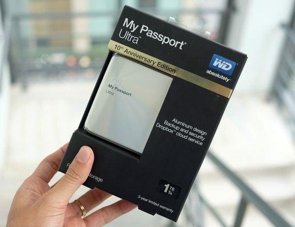 Western Digital Revamps My Passport Ultra, My Passport For
