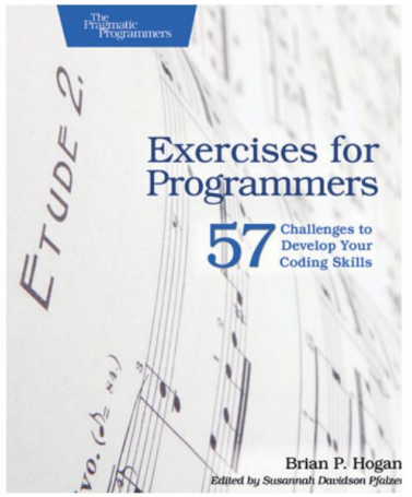 Musicians practise scales, so perhaps programmers should practise the routine parts of their craft as well.