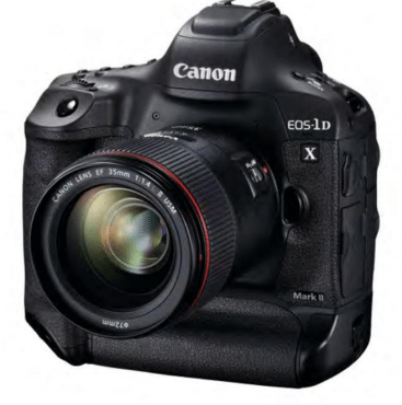 CANON EOS-1 D X MARK II Review 5