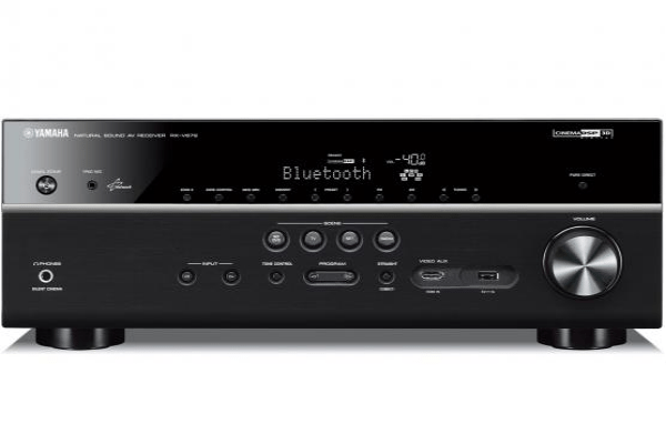 Yamaha Rx V  No Sound