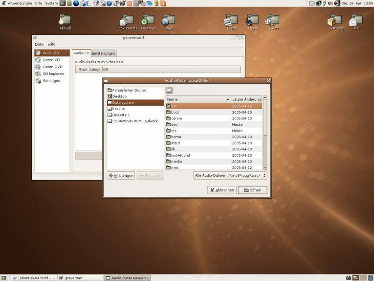 Ubuntu 4.10 Review