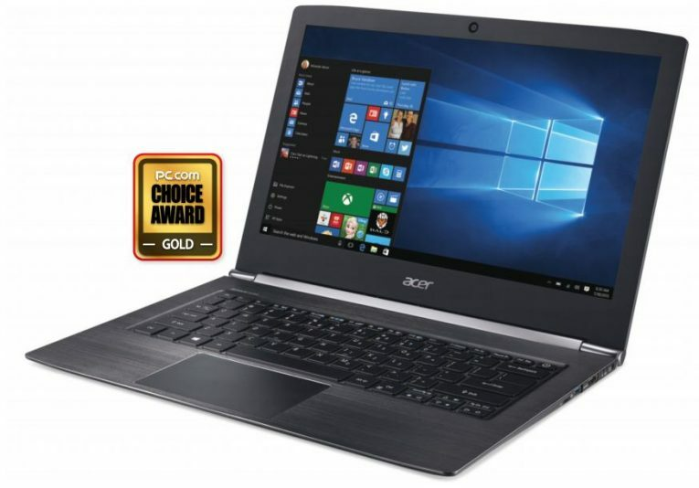 Acer Aspire S13 Review