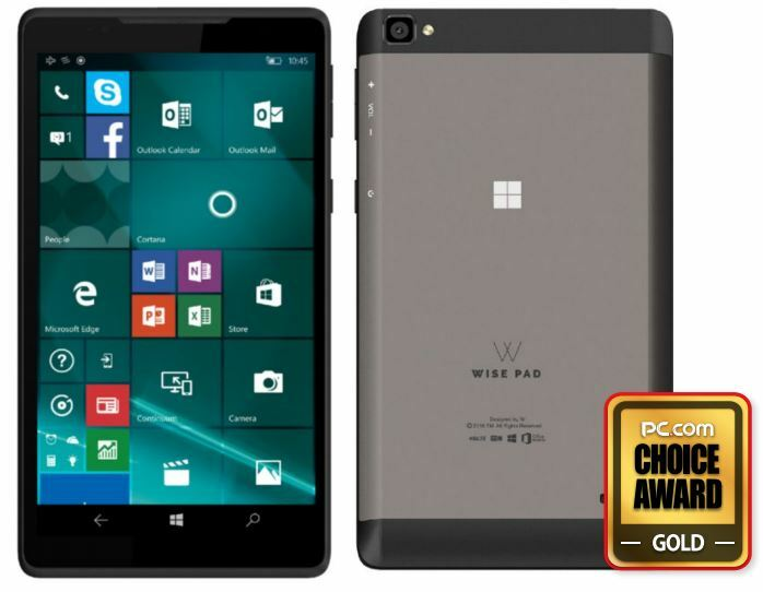 Microsoft Wise Pad W7 Review