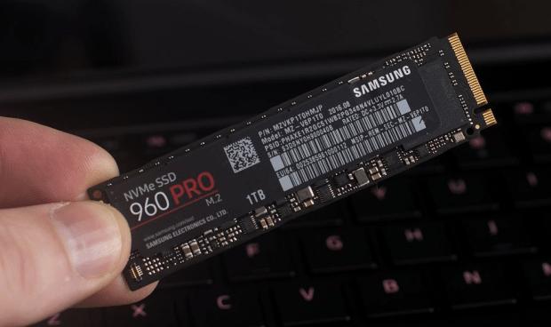 Samsung 960 Pro 1TB