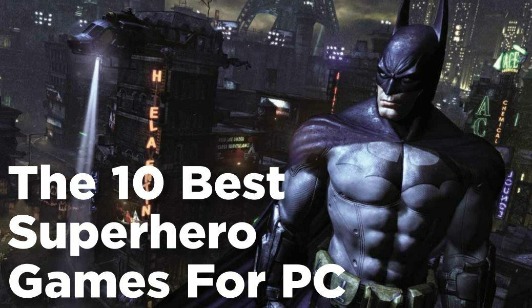 Top 10 Best Open World PC Games Until 2015 - YouTube