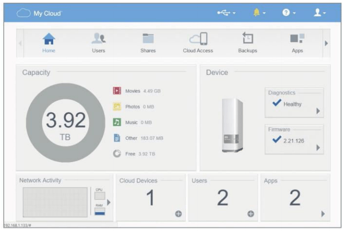 Western Digital makes it easy to access files from any device