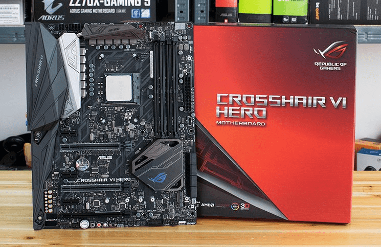 ASUS ROG CROSSHAIR VI HERO Review