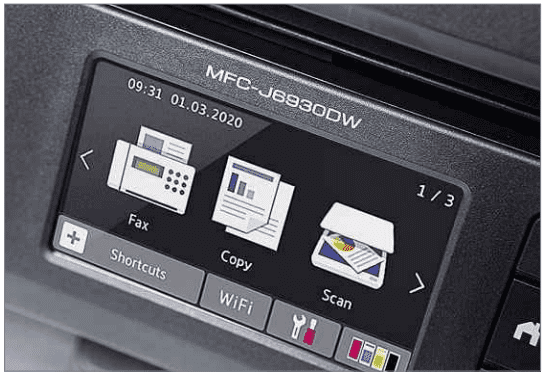 BELOW Brother's MFC-J6930DW offers A3 print, scan, copy and fax features for a giveaway price