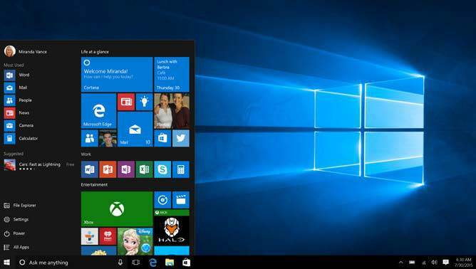 Windows 10 is still the go-to for most new builds, and it's still possible to upgrade older versions for free.