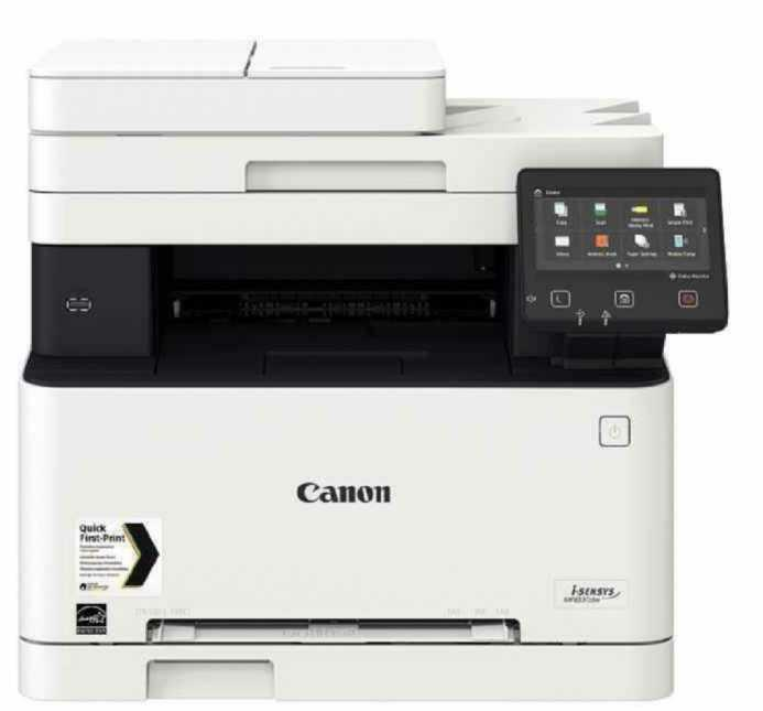 CANON i-Sensys MF633Cdw Review