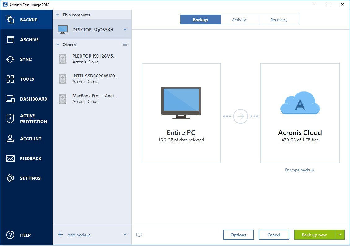 acronis true image 2018 review