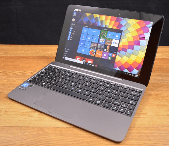 Asus Transformer T101HA Review