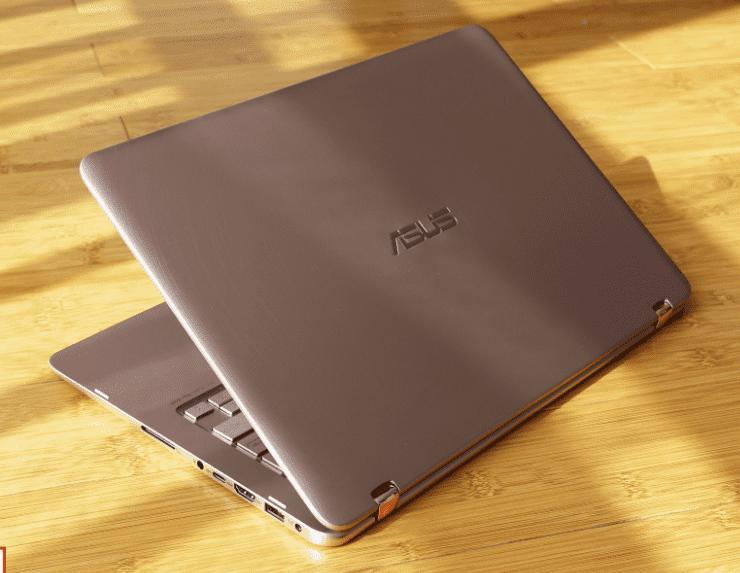 Asus ZenBook Flip UX360UA (i5-6200U CPU, 256GB SSD) review
