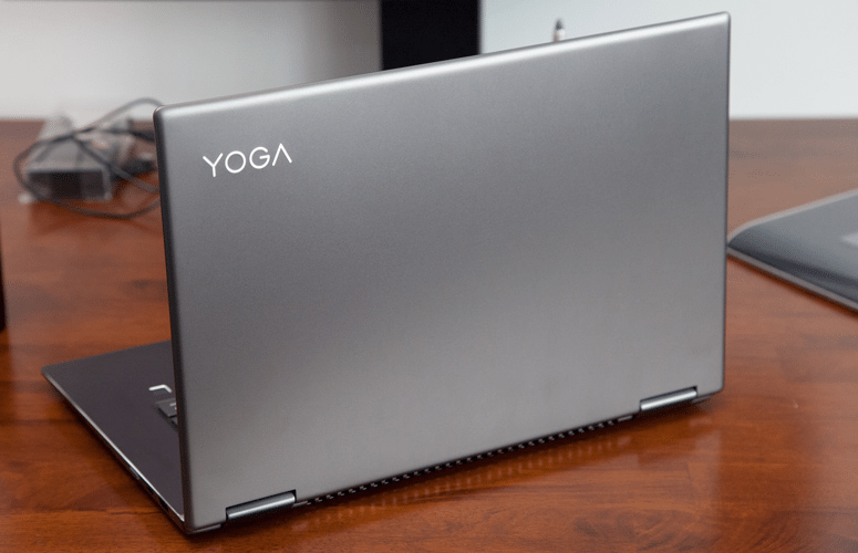 Lenovo Yoga 720 Review: You've never seen a 2-in-1 laptop this powerful