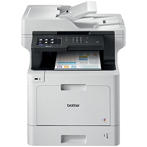 Brother mfc l8900cdw review great quality access for Brother support