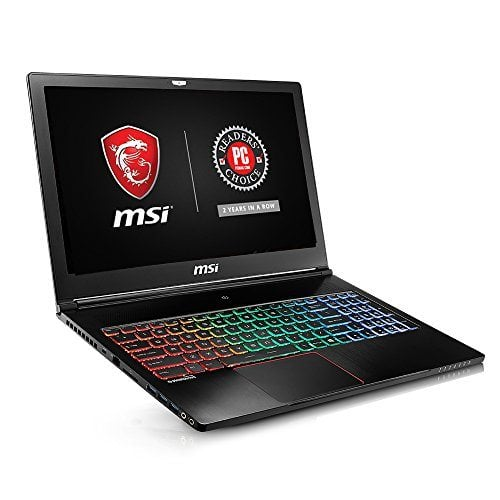 MSI GS63VR Stealth Pro-078 Review