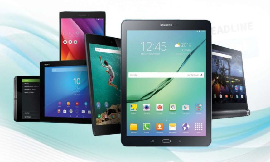 top ten android smartphones and tablets. Black Bedroom Furniture Sets. Home Design Ideas
