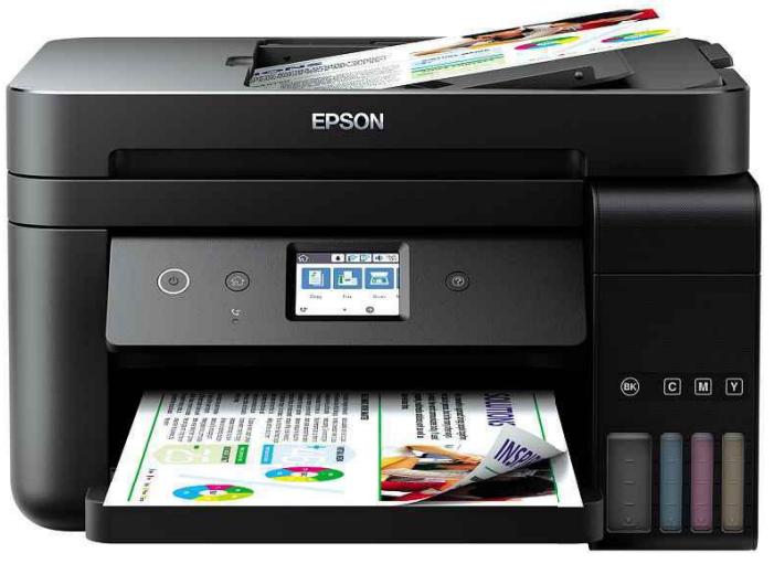 Epson EcoTank ET-4750 review