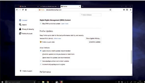 Firefox can import your personal data from Chrome, IE and Edge