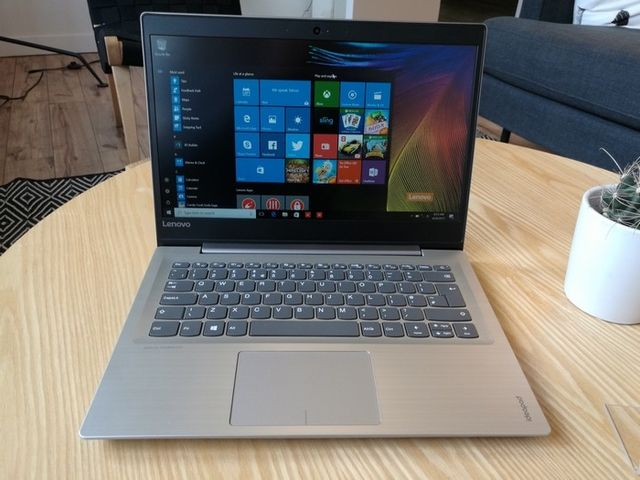 Lenovo IdeaPad 320s review