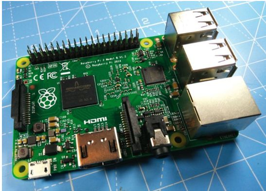 Raspberry Pi 2 v1.2 review