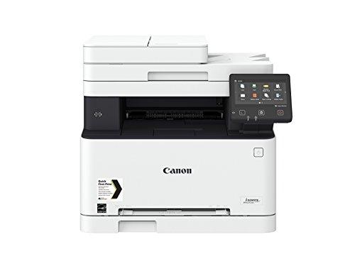 Canon I Sensys Mf633cdw Review A Half Decent Mfp