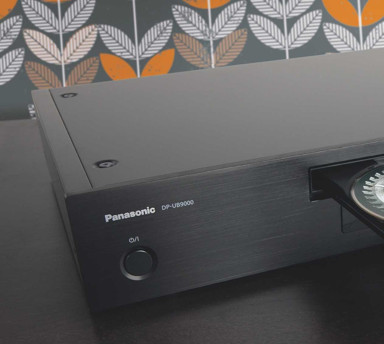PANASONIC DP-UB9000 Review