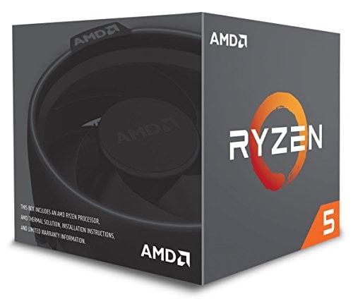 AMD Ryzen 5 2600X Review