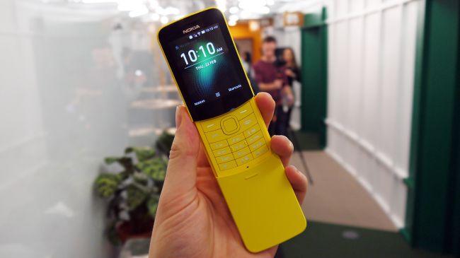 Nokia 8810 4G Review