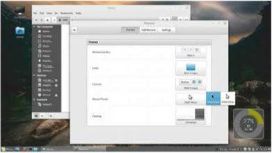 Take the time to set up the Mint desktop exactly as you want it - almost every aspect is easily customisable.