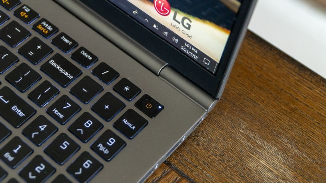 LG Gram 15 Review: Light touch