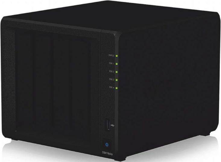 Synology DiskStation DS418play Review