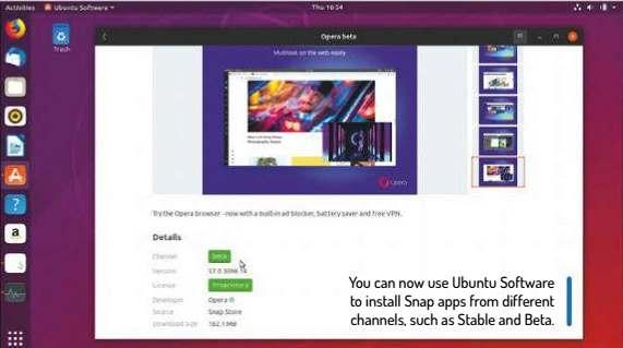Ubuntu 18.10 Review pic 2