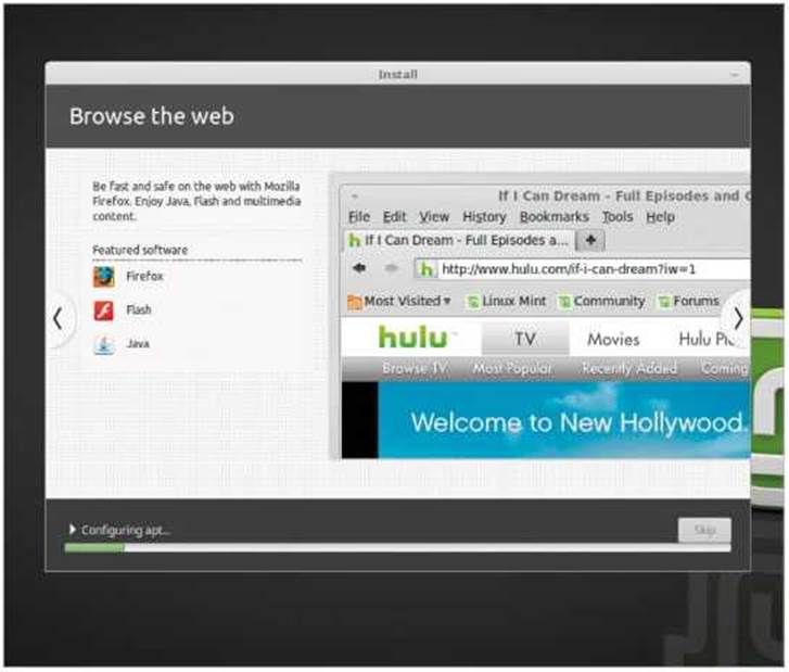 Download and install Linux Mint