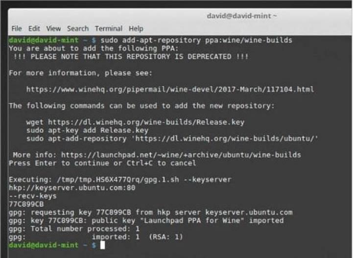 Linux Mint email clients