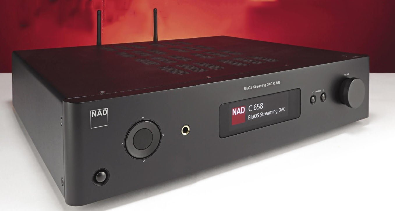 NAD C 658 STREAMING DAC Review
