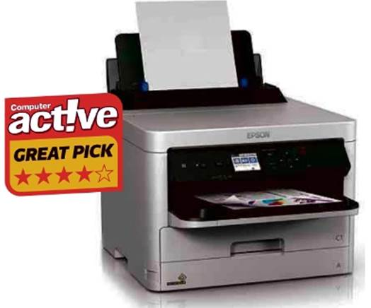 Epson WorkForce Pro WF-C5290DW Review