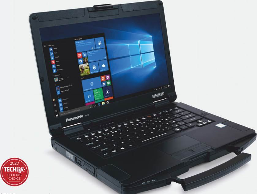 Panasonic Toughbook 55 Review