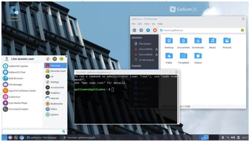 GalliumOS 3.1 Review