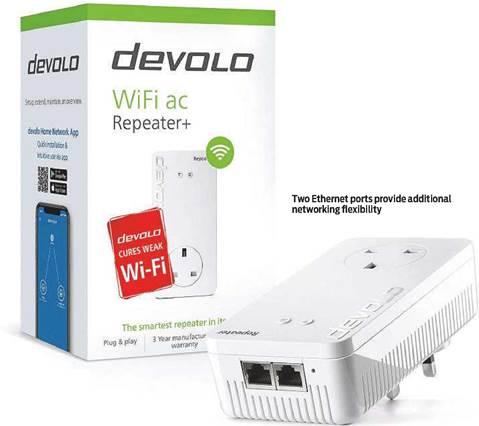 Devolo Wi-Fi ac Repeater plus Review