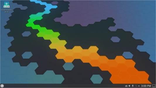 Kubuntu 20.10 Review