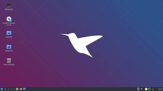 Lubuntu 20.10 Review