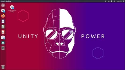 Ubuntu Unity 20.10 Review