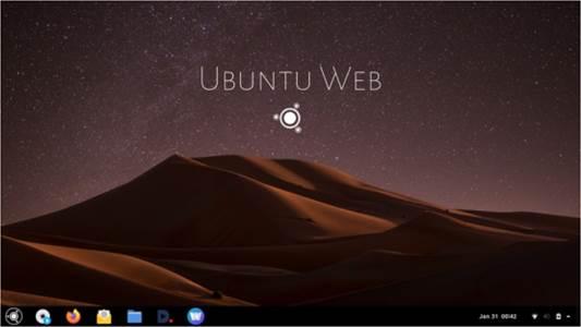 Ubuntu Web 20.04.1 Review
