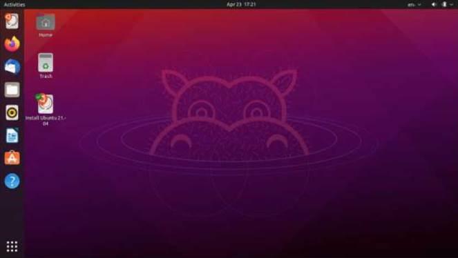 Ubuntu 21.04 Review
