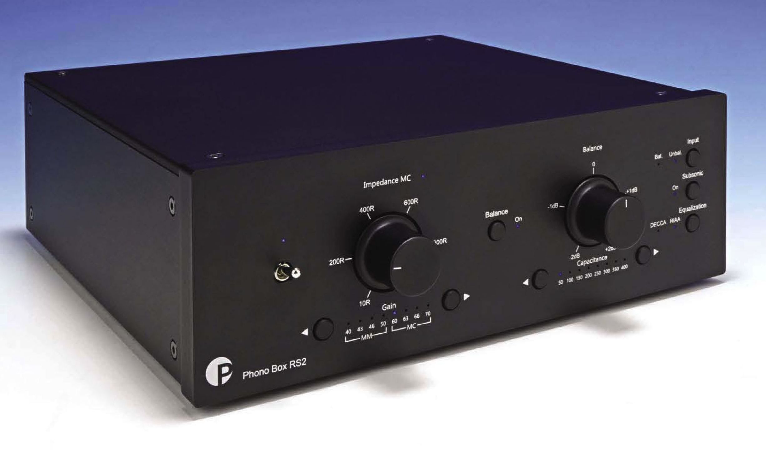 PRO-JECT PHONO BOX RS2 Review
