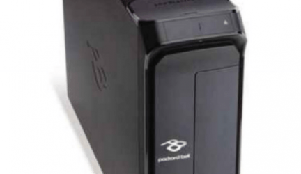 Packard Bell iMedia S2885 Review: HDMI for connection to HDTV, internet, keyboard and mouse